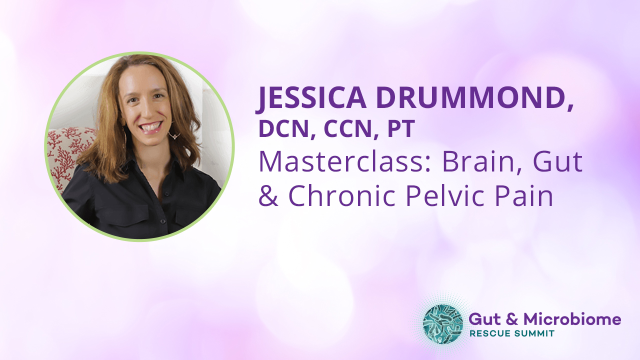 Jessica Drummond, DCN, CCN, PT