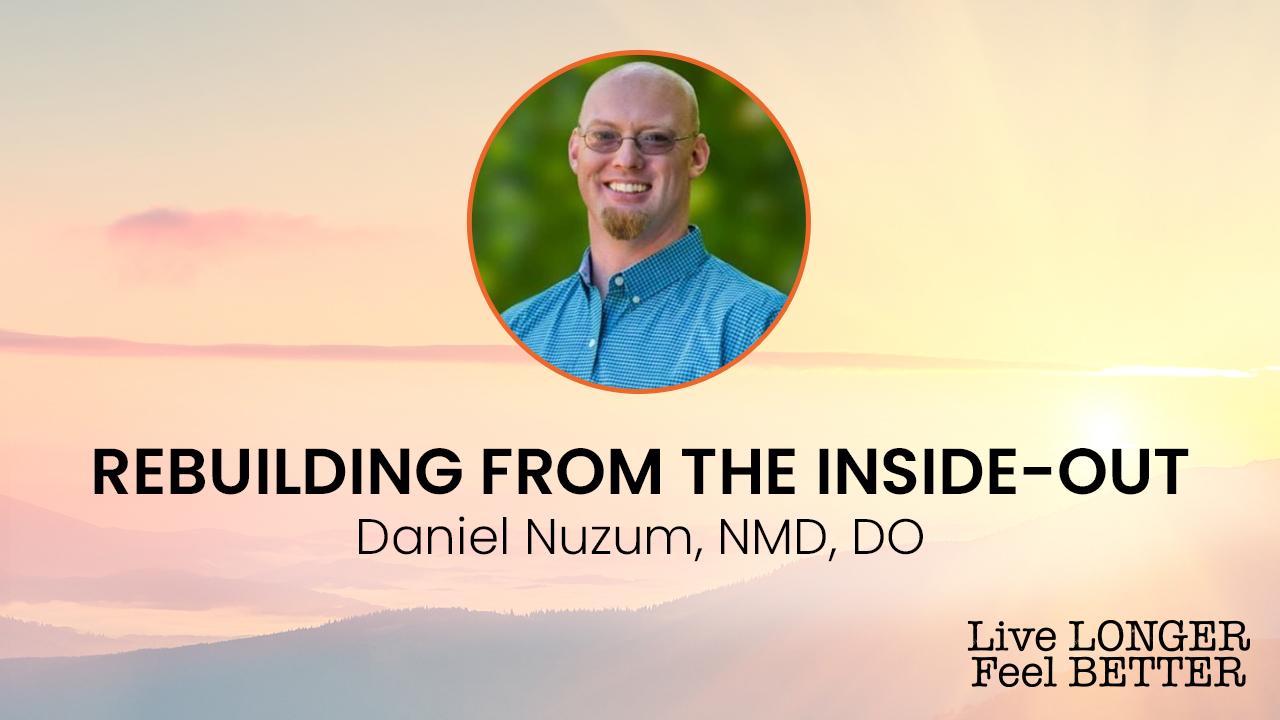 Daniel Nuzum, NMD, DO