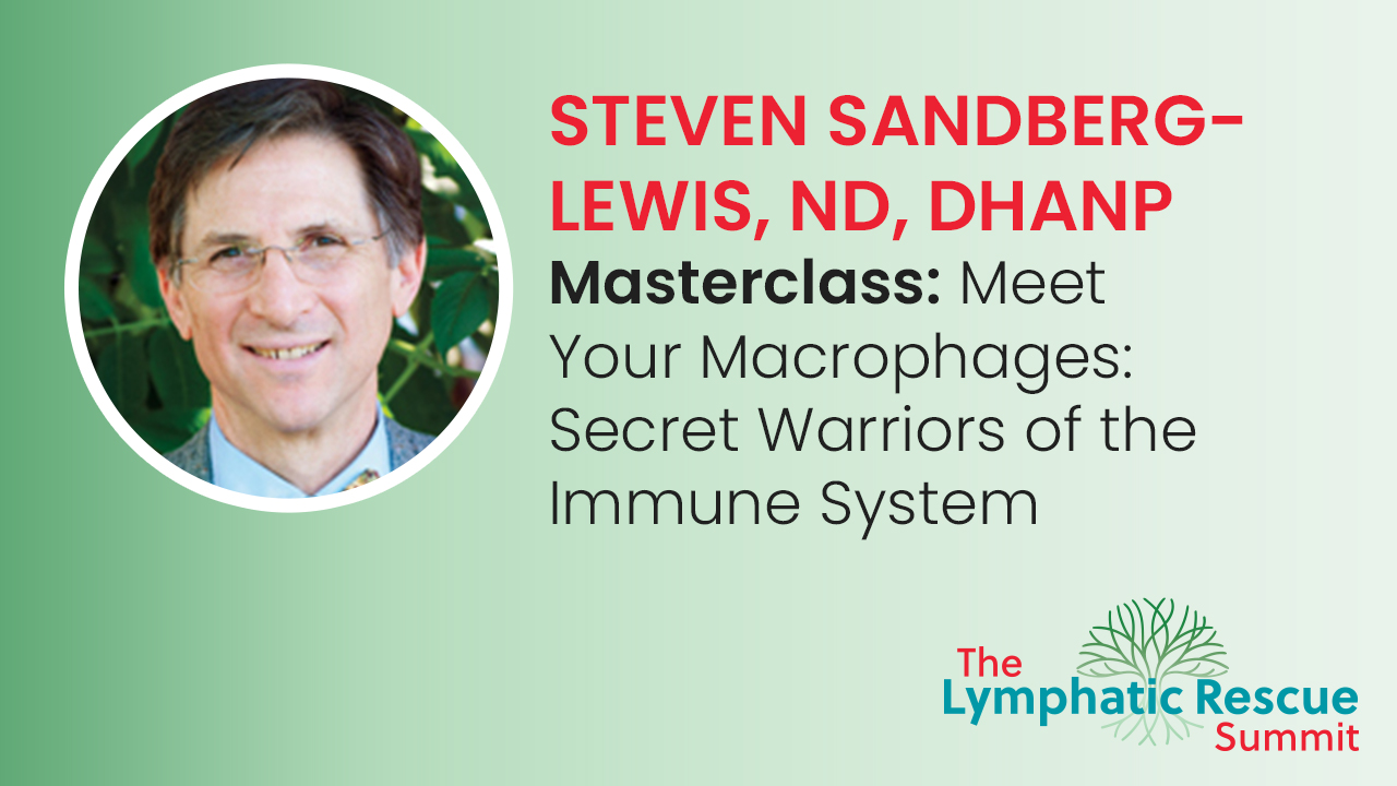 Masterclass: Meet Your Macrophages: Secret Warriors of the Immune System