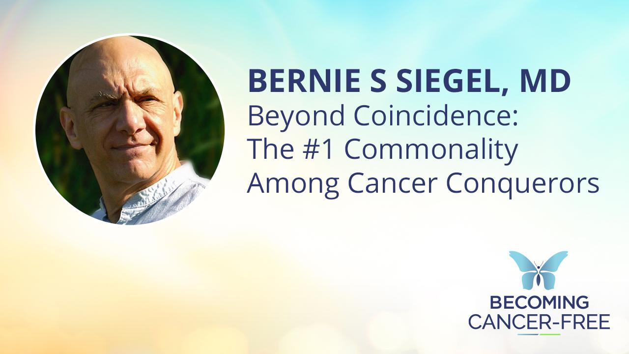 Bernie S. Siegel, MD