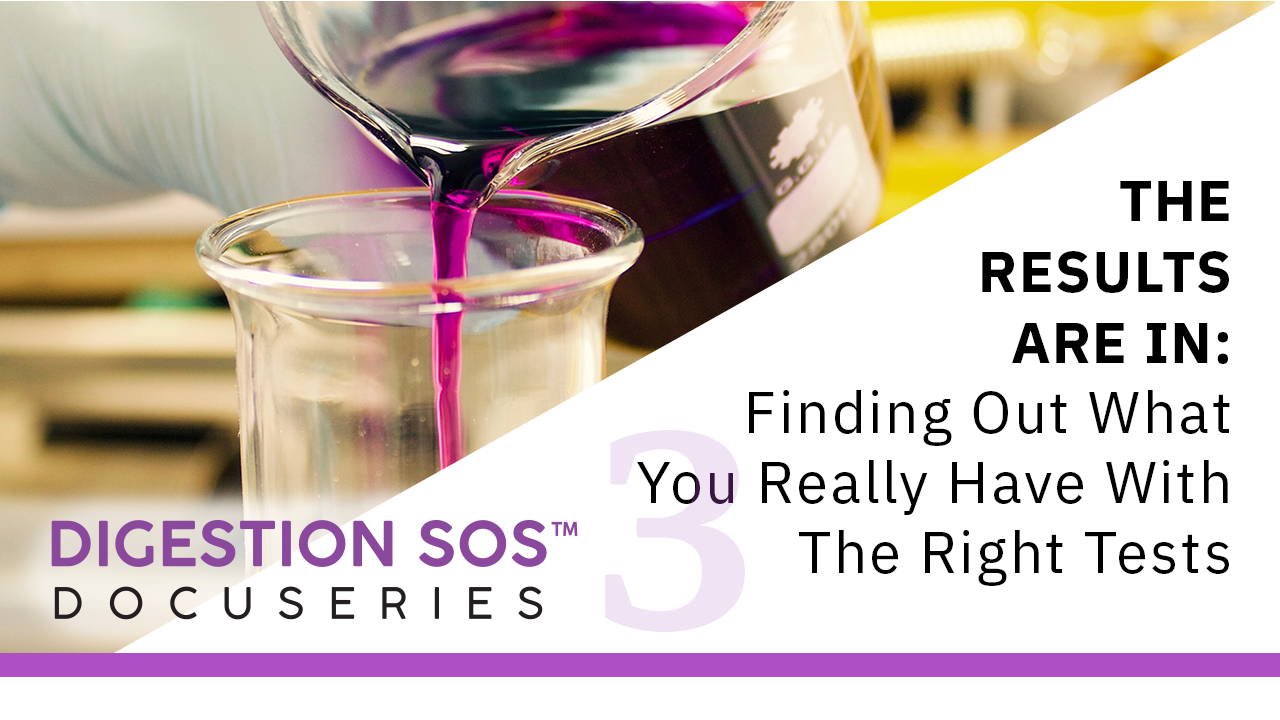 Episode 3: The Results Are In: Finding out What You Really Have with the Right Tests