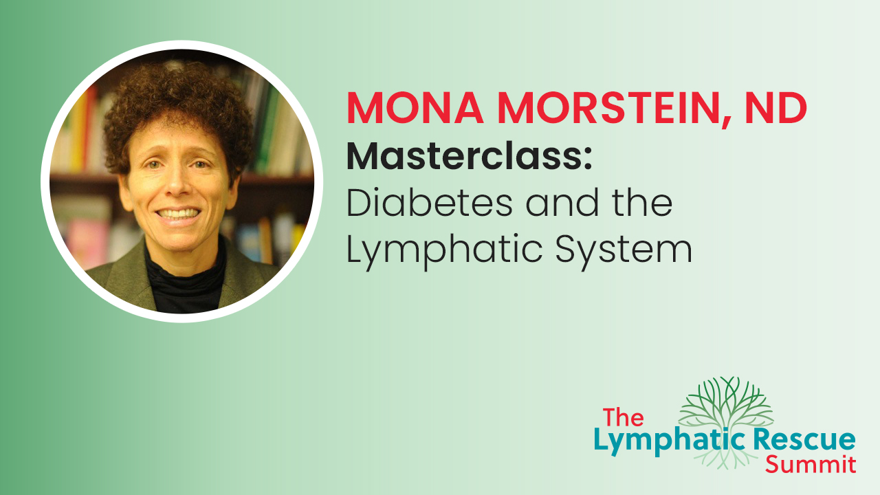 Masterclass: Diabetes and the Lymphatic System