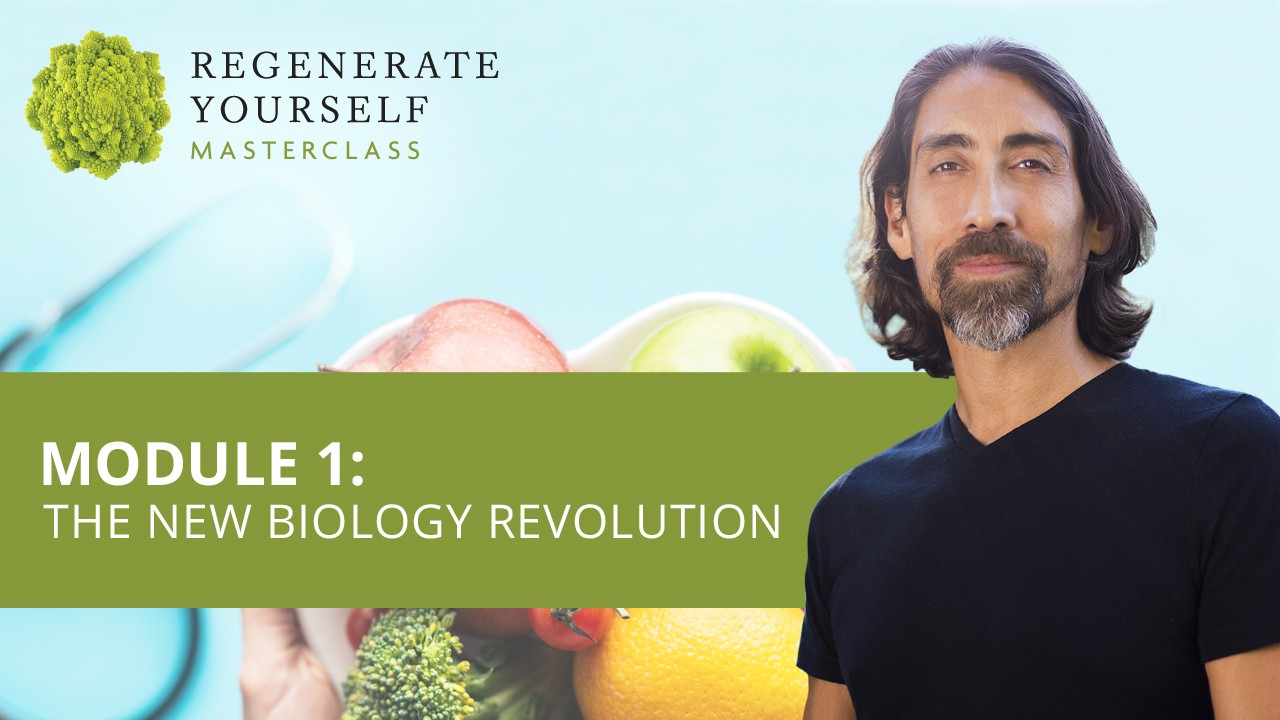 : The New Biology Revolution
