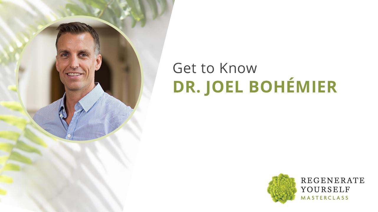 Joel Bohémier, DC