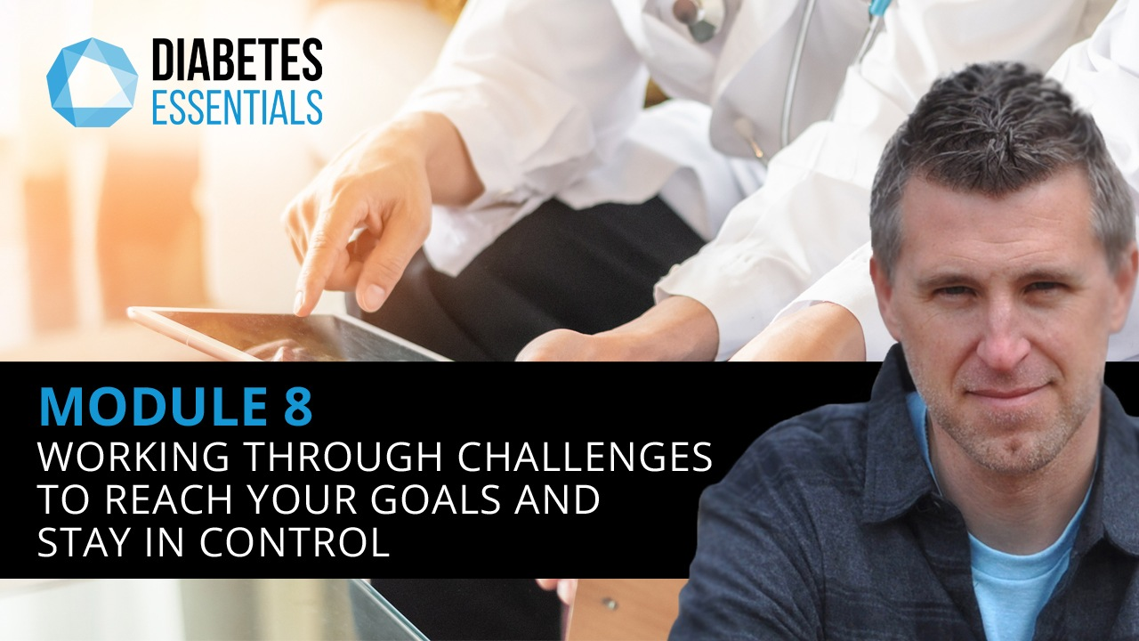 : Working Through Challenges To Reach Your Goals And Stay In Control