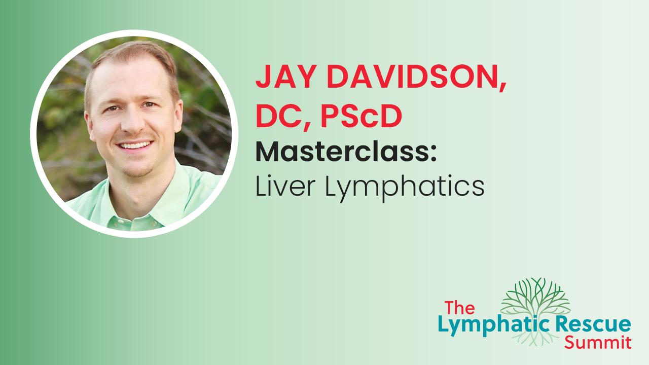 Masterclass: Liver Lymphatics