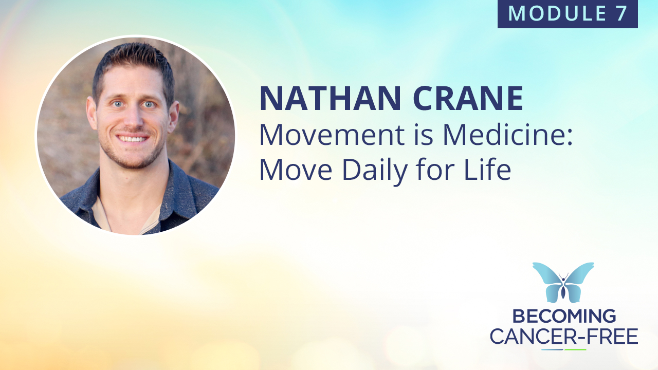 Movement is Medicine: Move Daily for Life