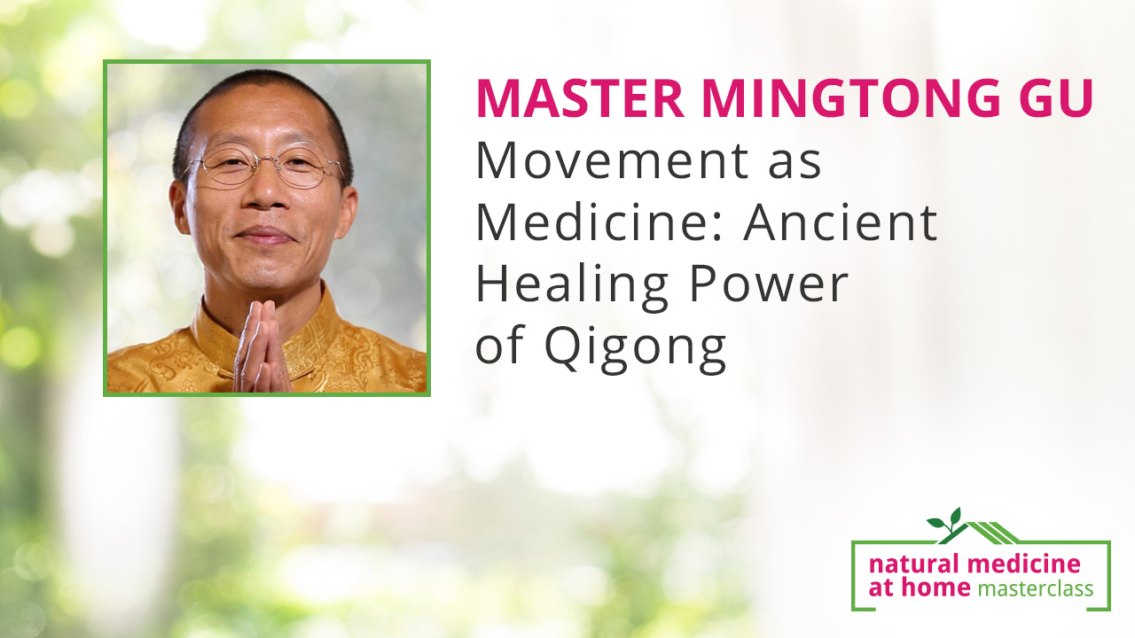 Movement as Medicine: Ancient Healing Power of Qigong