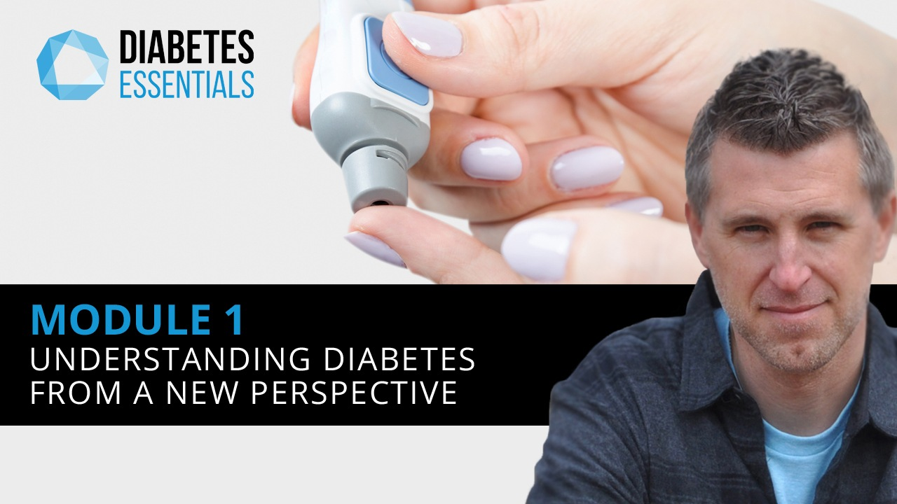 : Understanding Diabetes From A New Perspective