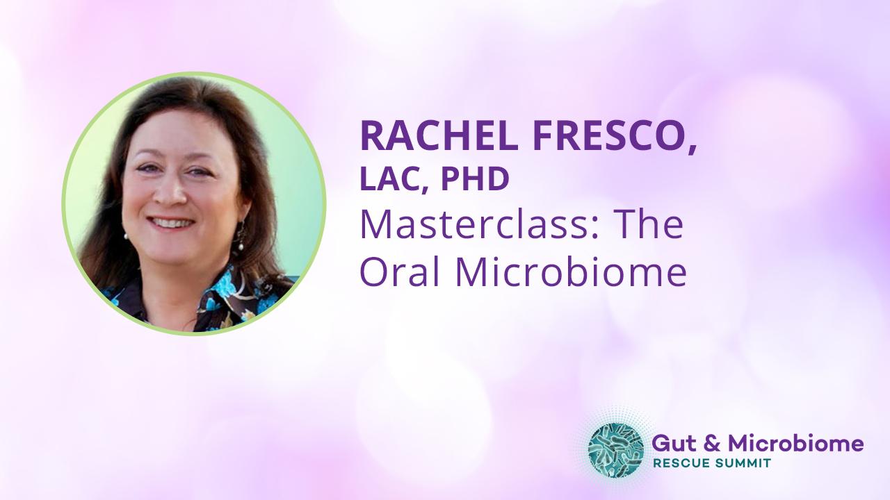 Rachel Fresco, LAc, PhD