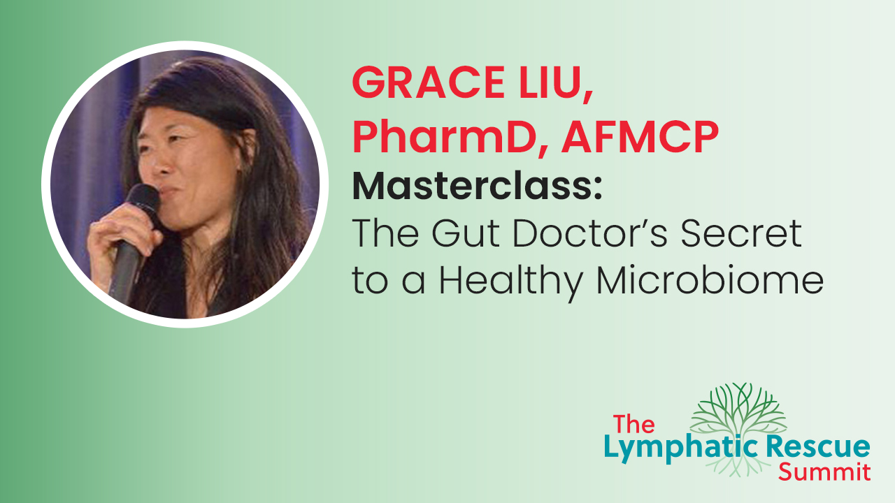 Masterclass: The Gut Doctor's Secret to a Healthy Microbiome