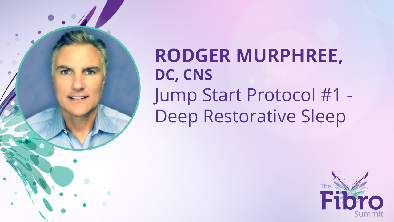 Rodger Murphree, DC, CNS