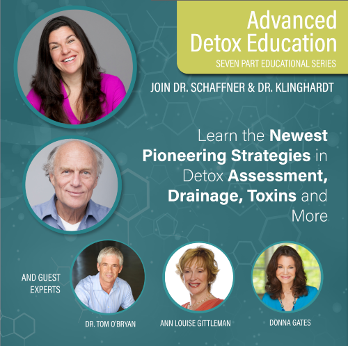 Advanced Detox Protocols & Tools Lecture