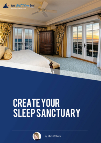 Create Your Sleep Sanctuary eGuide