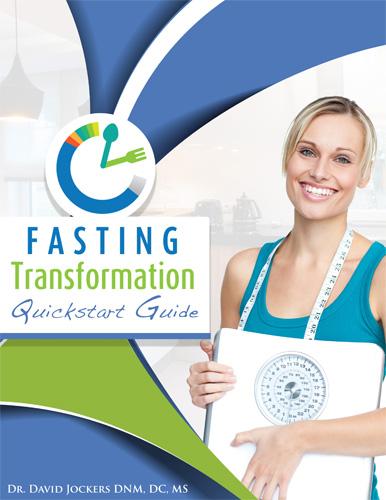 Fasting Transformation Quickstart eGuide