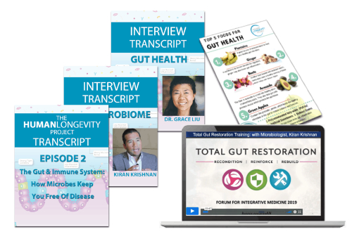 The Ultimate Gut Repair Resource Pack