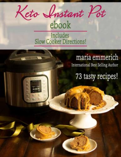 Keto Instant Pot eCookbook