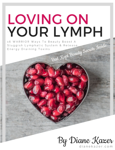 Loving on Your Lymph: 16 Ways to Boost a Sluggish Lymphatic System