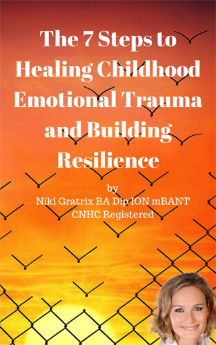 7 Steps to Healing Emotional Trauma and Building Resilience eBook