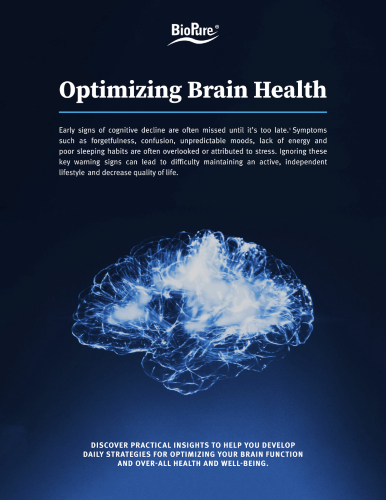 Discover daily strategies to maintain your brain health!