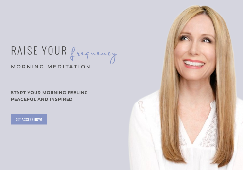 Raise Your Frequency Morning Meditation (Audio download)