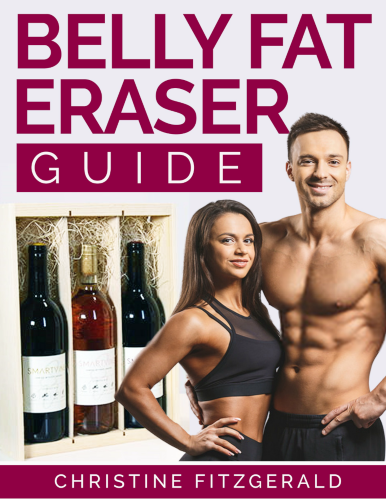 Discover how you can erase stubborn belly fat (and keep it off!) with wine.