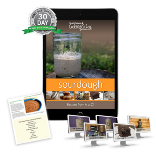 Sourdough A-to-Z eBook & Video Package