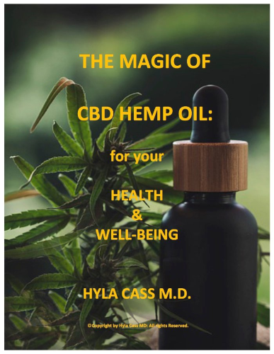 The Magic of Hemp Oil + 15% off Coupon