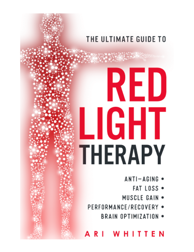 Ultimate Guide To Red Light Therapy eBook