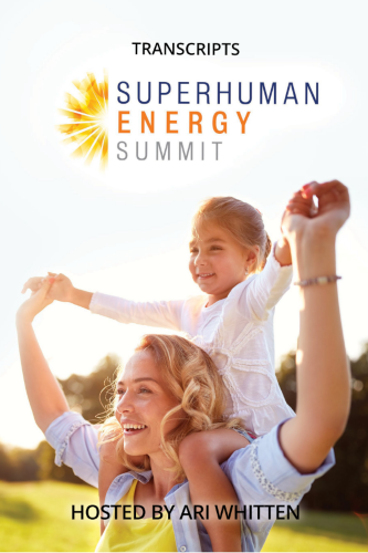 The Superhuman Energy Summit Interview Transcripts eBook (PDF)