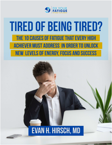 Fix Your Fatigue: Tired of Being Tired? eBook