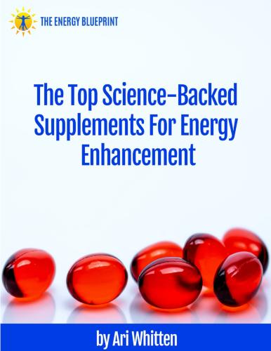Top Supplements for Energy Enhancement eBundle
