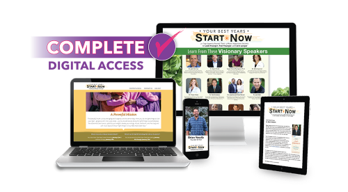 Your Best Years Start Now: The Complete Digital Recordings & Transcripts eBundle