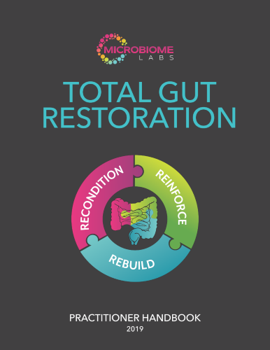 Use this Total Gut Restoration protocol for leaky gut!