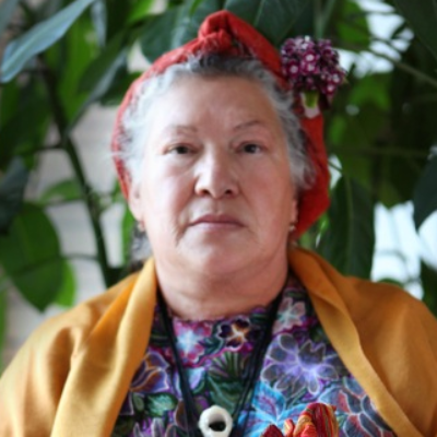 Grandmother Flordemayo
