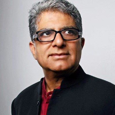 Deepak Chopra, MD