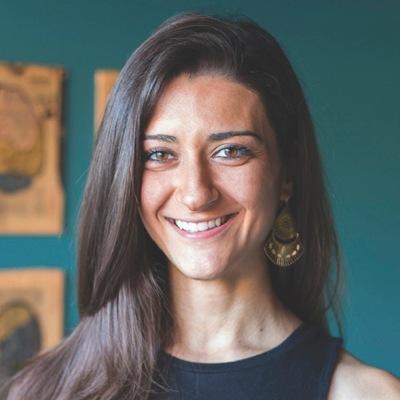 Natasha Fallahi, DC