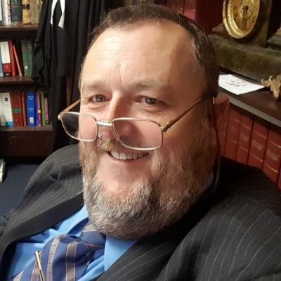 Raymond Broomhall, LLB, GDLP