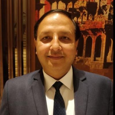 Vivek Sharma, MBBS, MD, MSc