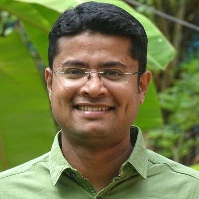 Prasanth Dharmarajan, BAMS, MD(Ayu), PhD